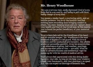 Mr Henry Woodhouse