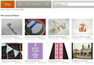 Sound of music treasury