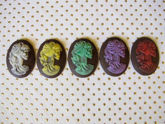 Chocolate Skeletons