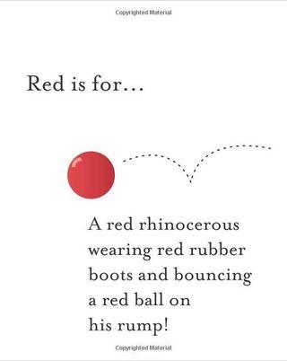 SAJ Colors Red