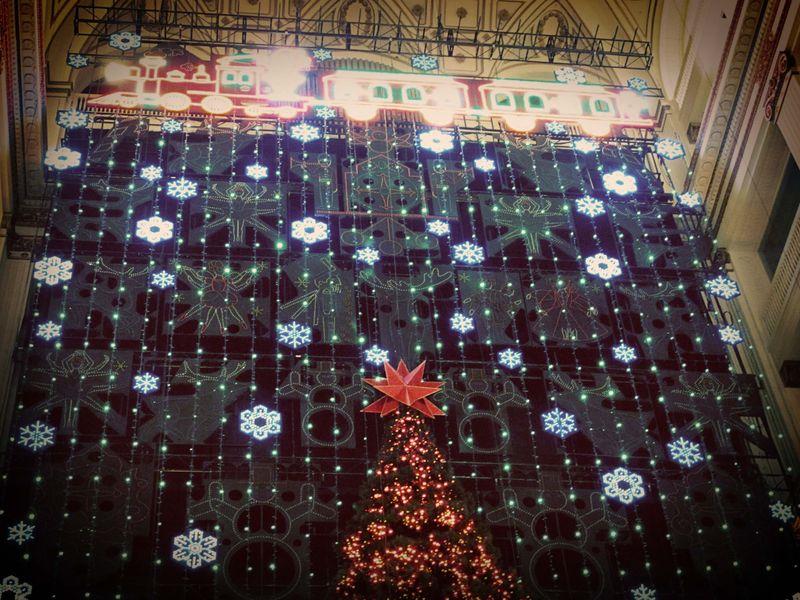 Macy's Light Show_2011_3