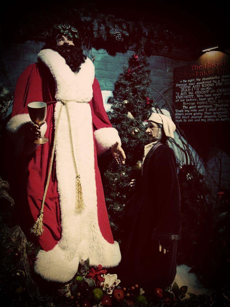 Macy's Christmas Village