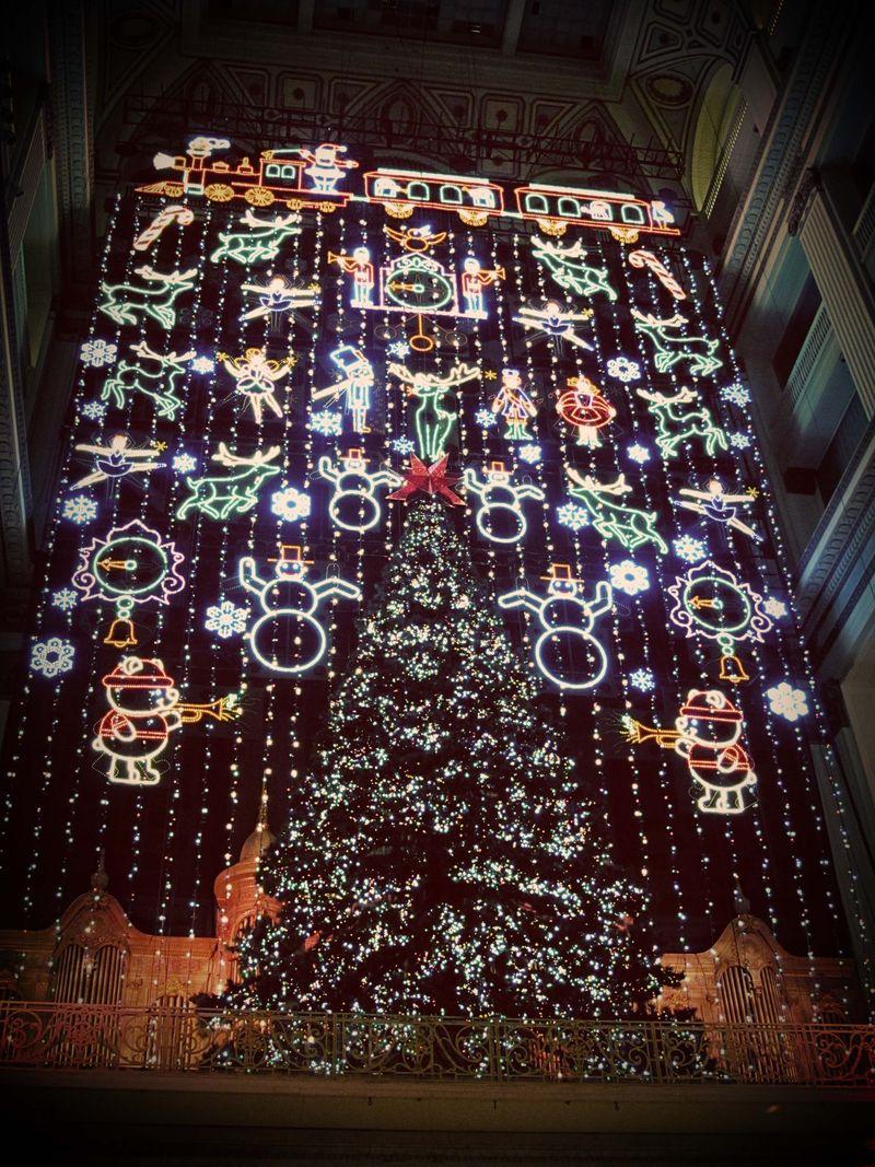Macy's Light Show_2011