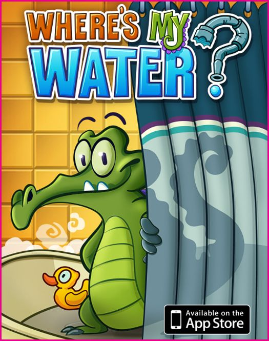 Disney-Wheres-My-Water-App