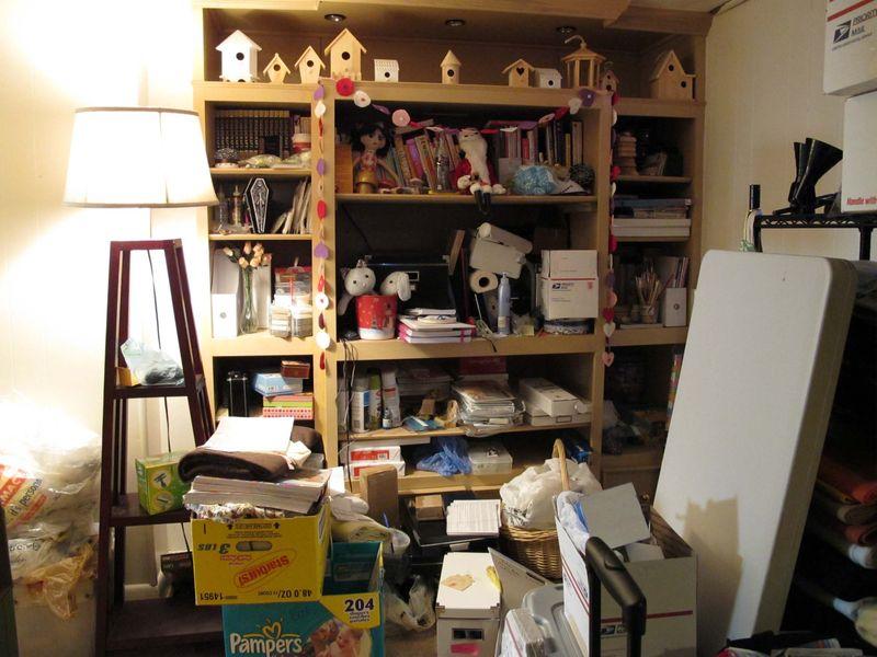 Craft Room Mess_2